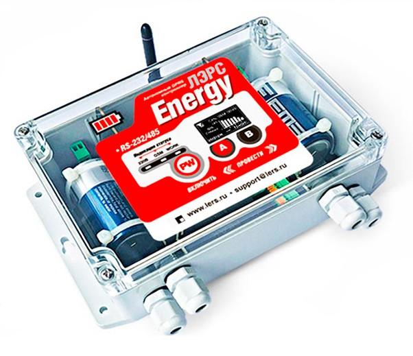 Контроллер ЛЭРС GSM Energy